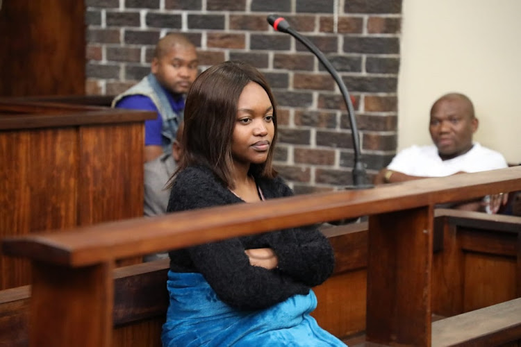 Itumeleng Makhalemele-Maseko appeared before the Witbank Magistrate's Court.