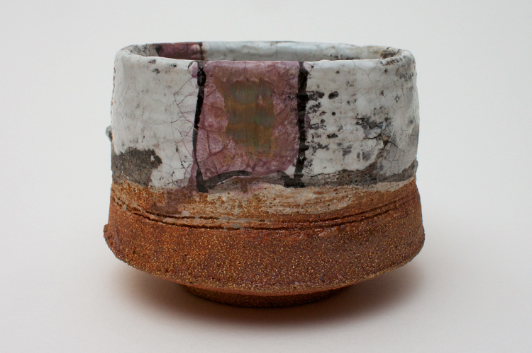 Robin Welch Ceramic Tea Bowl 008