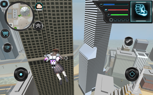 Jetpack Rider Gangster Terror 1.0 screenshots 1