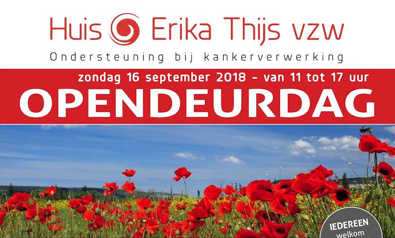 Opendeurdag Huis Erika Thijs