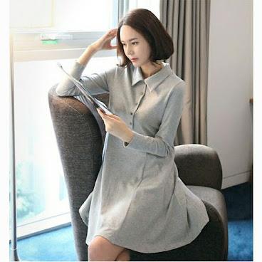👶現貨包郵👶 簡約舒適連身裙/哺乳裙MF080