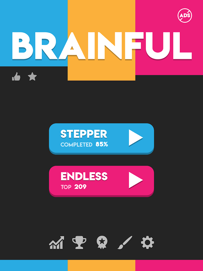 Brainful- screenshot