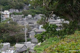 Photo: Tombs on Okinawa