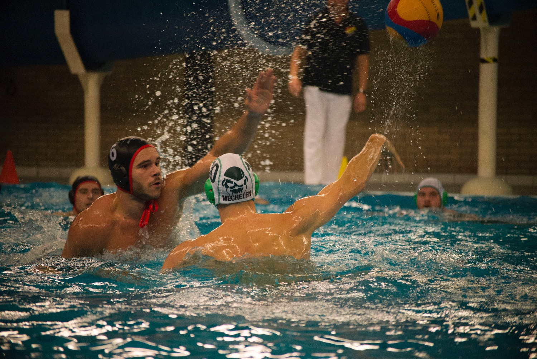 Waterpolo SL: Antwerpen - Mechelen