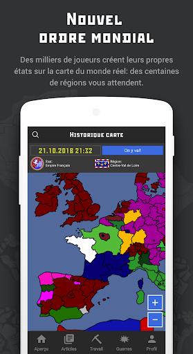 Rival Regions: stratégie militaire et géopolitique  captures d'écran 1