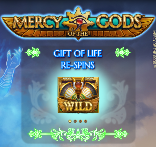 Mercy of the Gods re-spins