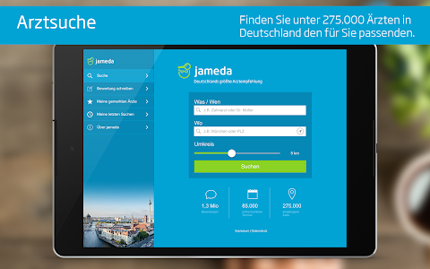 Arztsuche jameda screenshot 5