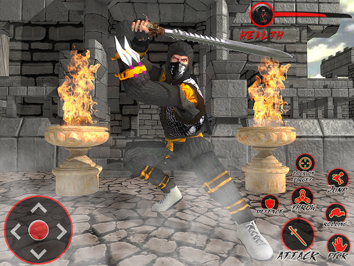 Download Superhero Ninja Assassin Shadow Battle on PC & Mac with