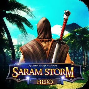 Download Saram Storm Hero v1.0 APK Full - Jogos Android