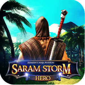 Saram Storm Hero icon do jogo