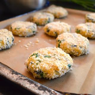 Baked 'Fish' Cakes With Lemon Herb Mayo [Vegan]