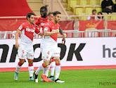 Monaco s'est incline 1-3 contre Strasbourg