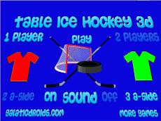 Table Ice Hockey 3dのおすすめ画像5