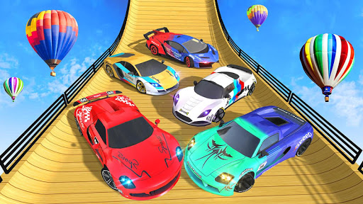 Ramp Car Stunt 3D : Impossible Track Racing 2 android2mod screenshots 5