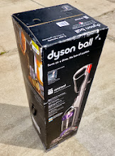 Photo: A new Dyson Ball vacuum