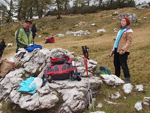 Photo: In naši izkušeni planinci.