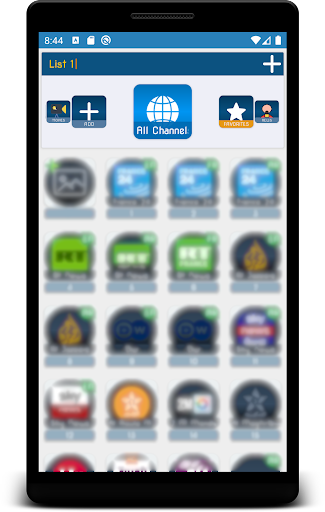 kgtv player - iptv player screenshot 2