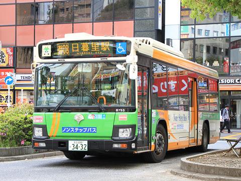 東京都交通局 K-B753