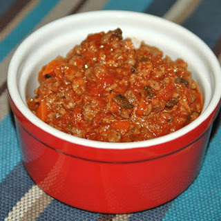 Baby Bolognese Sauce