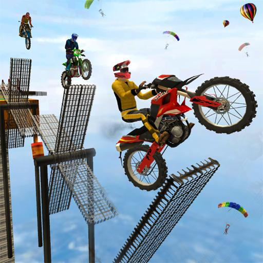 Bike Stunt Master Icon