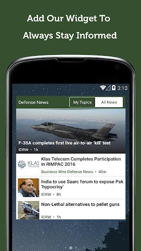 玩免費新聞APP|下載Defense & Military News app不用錢|硬是要APP