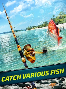 Extreme Sport Fishing: 3D Game. Fishing simulator.- screenshot thumbnail