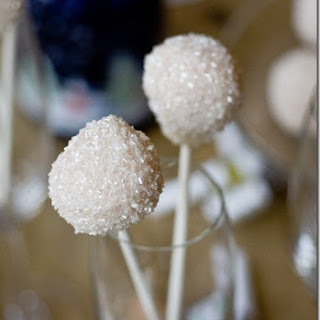Pink Champagne Cake Pops Recipe