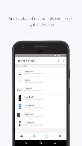 Adobe XD 27.0.0 (28548) Apk for Android 4