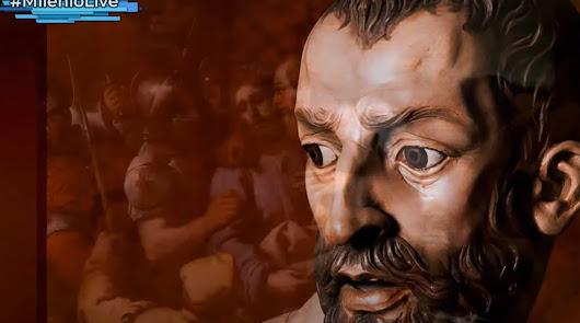 Almería se 'cuela' en el programa de Iker Jiménez por las '30 monedas' de Judas