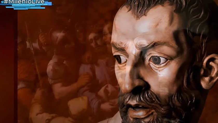 Judas Iscariote, en Milenio Live.