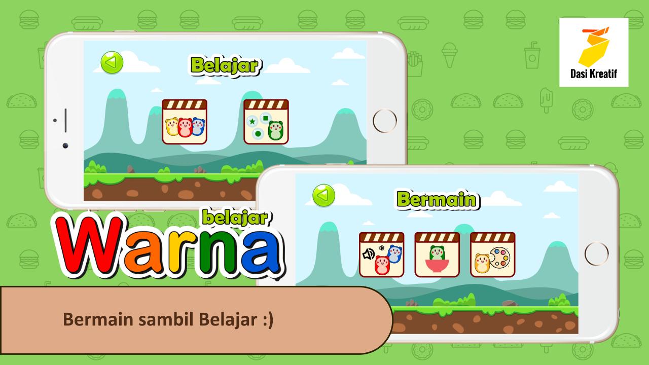 Belajar Warna Dan Mewarnai Untuk Anak – Android ألعاب — AppAgg