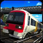 Train Sim : Modern Rail Track Tourist Transport 3D Icon