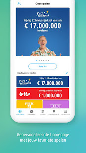 App National Lottery BE APK for Windows Phone