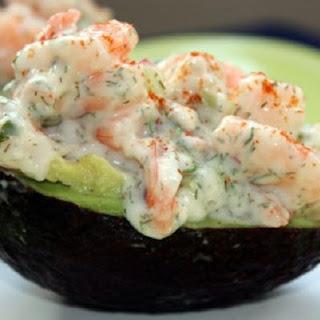Shrimp Stuffed Avocado Recipes