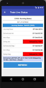 Indian Rail Train Info IRCTC Apk  Download For Android 2