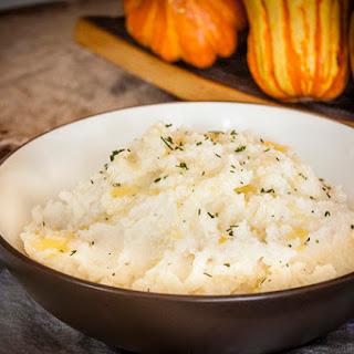 The Lowest Calories, Creamiest Skinny Mashed Potatoes.