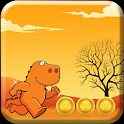 Dinosaur Run Farmville icon