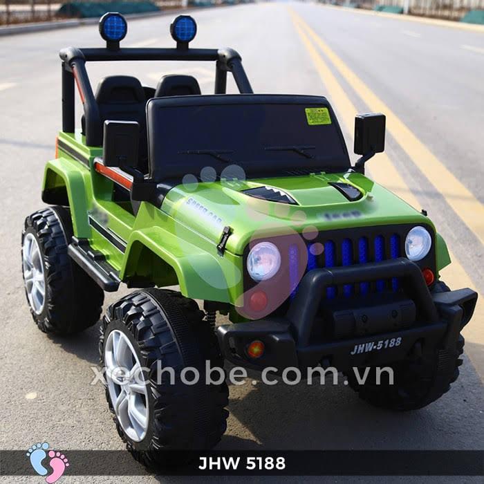 Xe ô tô điện 4 động cơ JHW5188 4