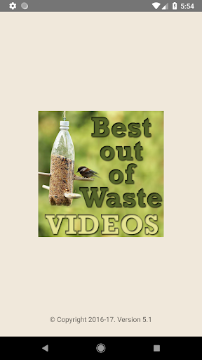 Best Out of Waste Craft VIDEOs 6.1 screenshots 1