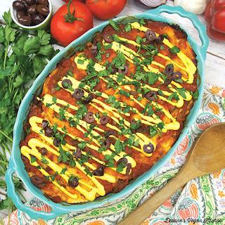 Tex-Mex Lasagna (or Taco Pie).