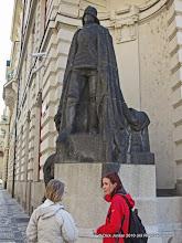 "Photo: ""Darth Vader"", ""New Town Hall"", Prague"