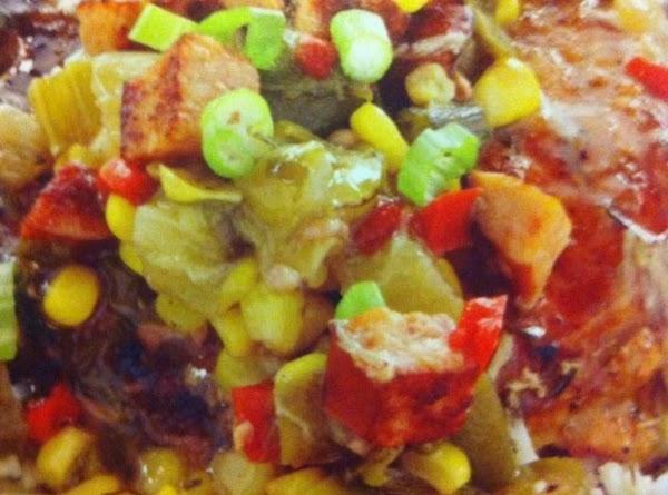Louisiana-style Smothered Pork Chops Recipe