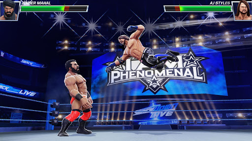 WWE Mayhem  trampa 8