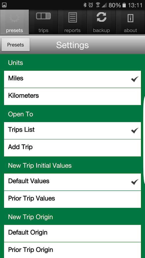 MileBug Mileage Log & Expense Tracker for Taxes- screenshot