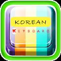 Korean hangul keyboard icon