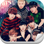 2048 BTS KPop Cute Game