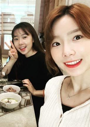taeyeon and hayeon