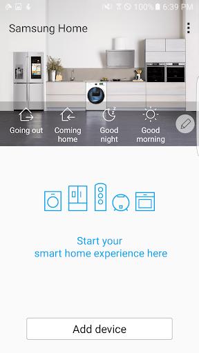 Samsung Smart Home 3.1072.19.204 screenshots 1