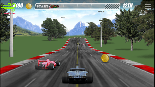 Racing Car F1: 3D Game 1.0 screenshots 2