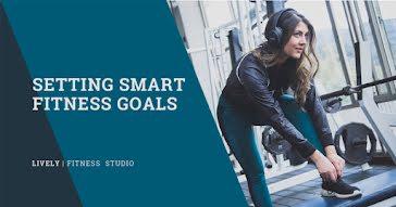 Smart Fitness Goals - Facebook Event Cover Template